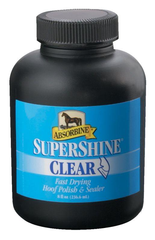 Absorbine Supershine black - Lesk na kopyta bezbarvý, hmotnost obsahu 237 g