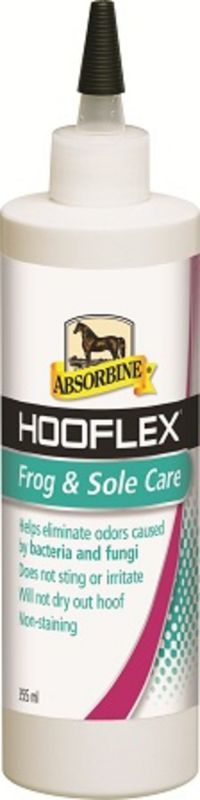 Hooflex® Proti Hnilobě Kopyt - lahvička s aplikátorem 355 ml