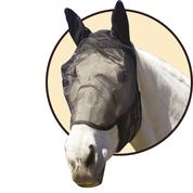 Ultrashield EX maska proti hmyzu s ušima velikost Malý kůň (small horse)